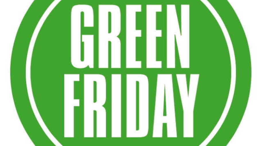 GREEN FRIDAY no teu barrio