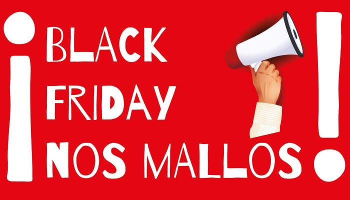 Black friday en Los Mallos