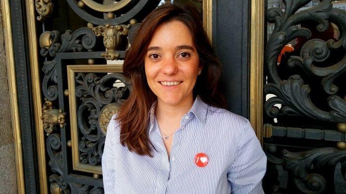 Entrevista a Inés Rey, candidata del PSOE a la alcaldía de A Coruña en las elecciones municipales de 2019