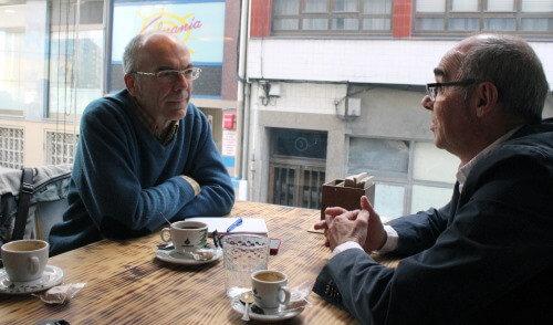 Entrevista Francisco Jorquera, candidato polo BNG á alcaldía da Coruña