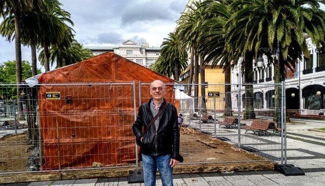Rubén Sánchez en Acampa-2019