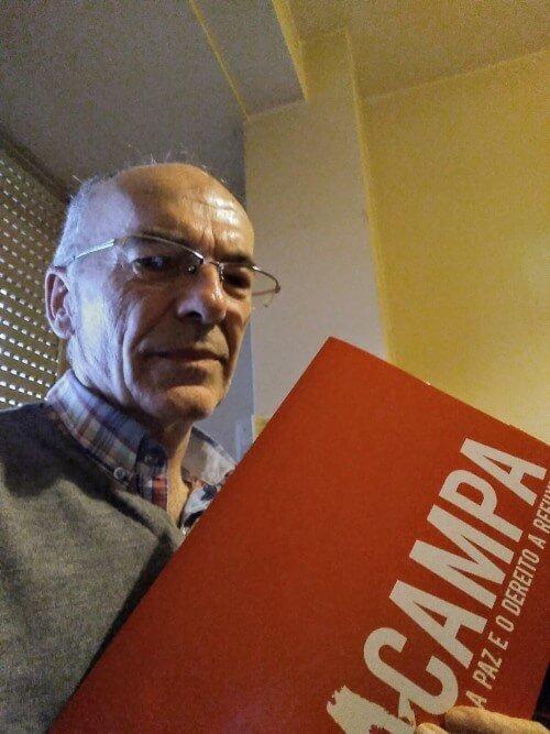 Rubén Sánchez, Acampa-2019