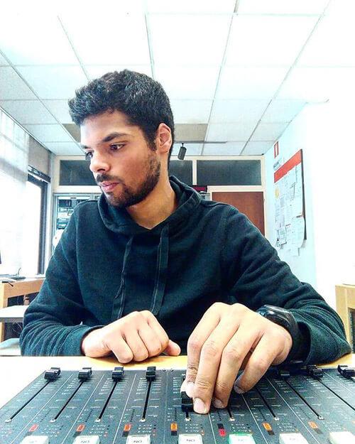 Enrique do Rosario, combate poético