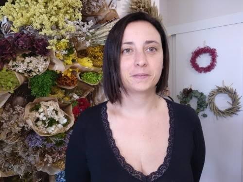 Elisa, de La Petite, Arte Floral