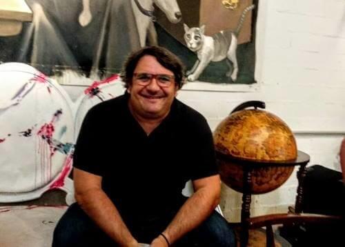 "Marcos Mella presenta ""300 meses"" / Imagen de Pepa Trapote"