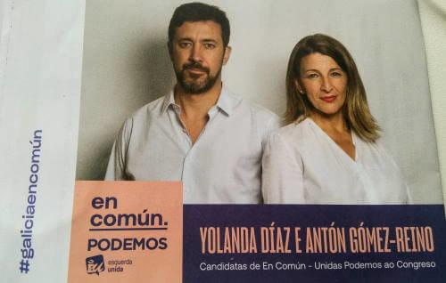 Cartaz electoral