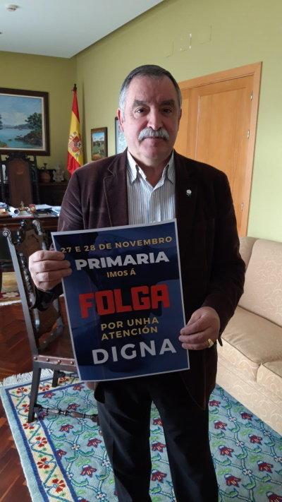 Anxo García Seoane, Alcalde de Oleiros
